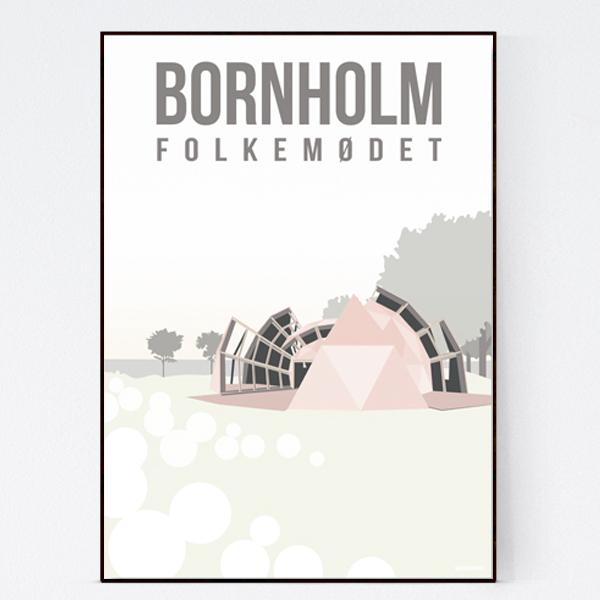 folkemodet_malenesommer-bornholm-plakat